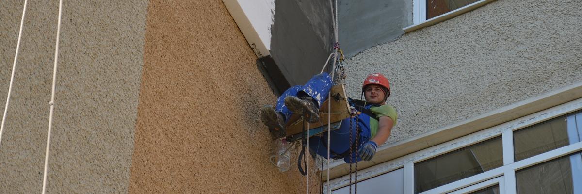 Утепление и герметизация швов в панельных домах