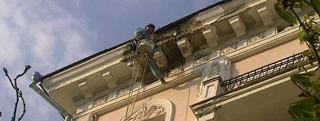 Ремонт и реставрация фасадов Черкассы