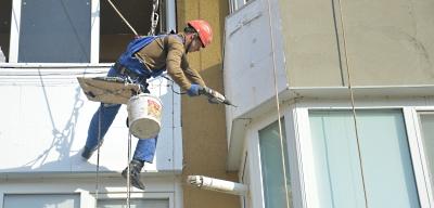 Утепление балконов и лоджий в Черкассах